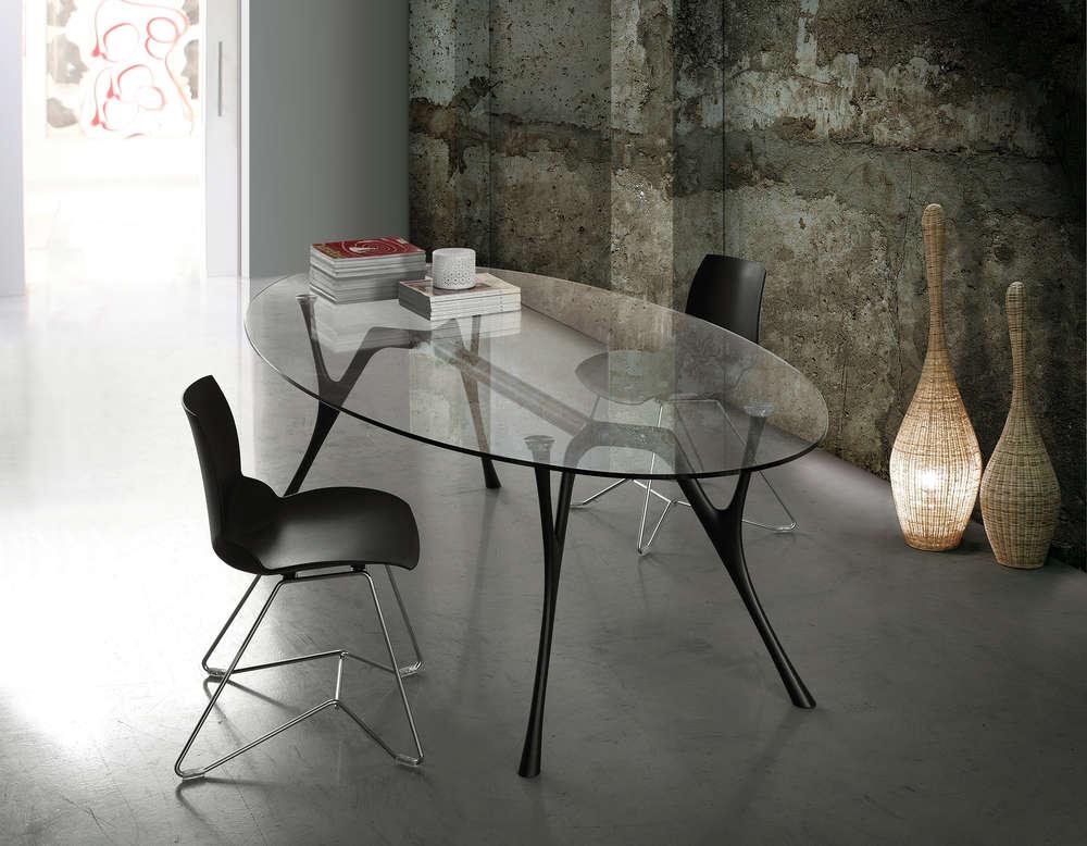 Tavolo Ovale Design : Tavolo ovale dim cm h d ambrosio srls